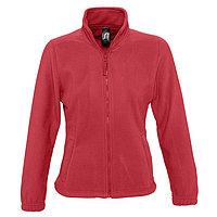 Толстовка женская флисовая NORTH WOMEN 300, Красный, XL, 754500.145 XL