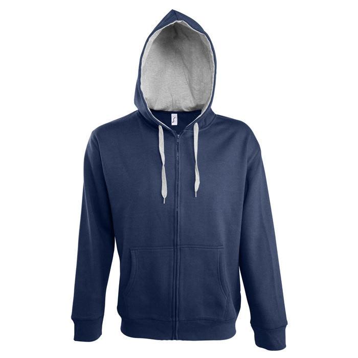 Толстовка мужская SOUL MEN 280, Темно-синий, XL, 746900.319 XL
