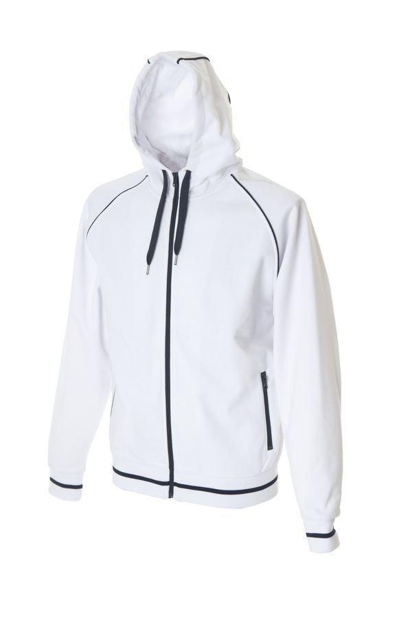 Толстовка мужская COIMBRA 320, Белый, L, 3998860.01 L