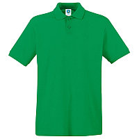 Поло мужское APOLLO 180, Зеленый, L, 16302.47 L