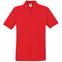 Поло мужское APOLLO 180, Красный, 2XL, 16302.40 2XL
