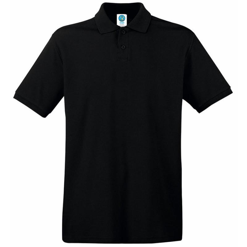 Поло мужское APOLLO 180, Черный, M, 16302.36 M