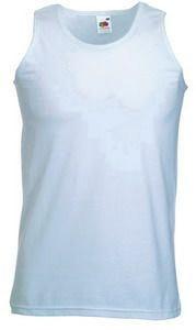 Майка мужская VALUEWEIGHT ATHLETIC VEST 160, Белый, XL, 610980.30 XL