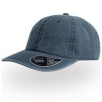 Бейсболка DIGG, 6 клиньев, металлическая застежка, Темно-синий, -, 25450.26