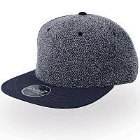 Бейсболка KIK, 6 клиньев, пластиковая застежка, Темно-синий, -, 25477.26, фото 1