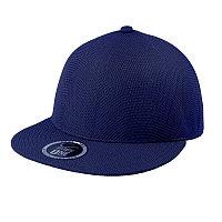 Бейсболка SNAP-ONE, без панелей и швов, без застежки, Темно-синий, -, 25459.26, фото 1