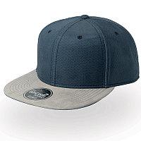 Бейсболка VIBE, 6 клиньев, пластиковая застежка, Темно-синий, -, 25461.929, фото 1