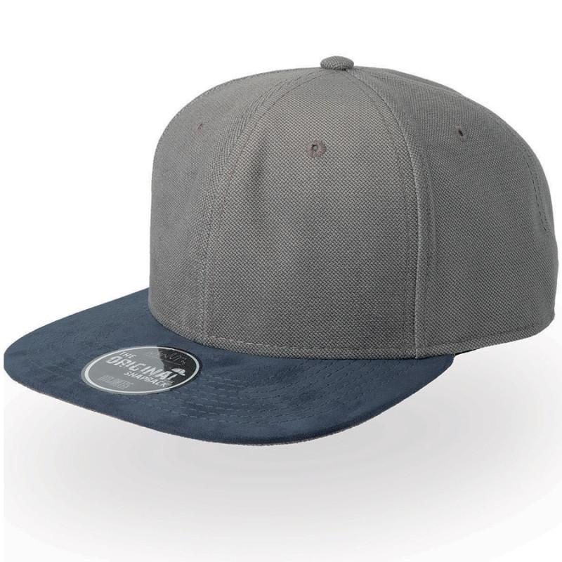 Бейсболка VIBE, 6 клиньев, пластиковая застежка, Темно-синий, -, 25461.930