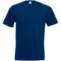 Футболка мужская SUPER PREMIUM T 205, Темно-синий, XL, 610440.32 XL