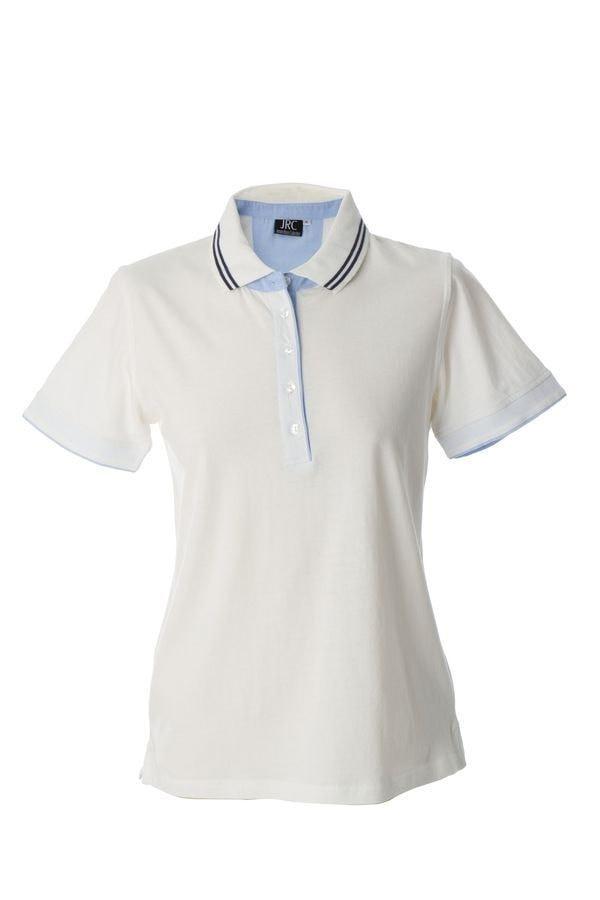 Поло женское RODI LADY 180, Белый, XL, 399896.62 XL