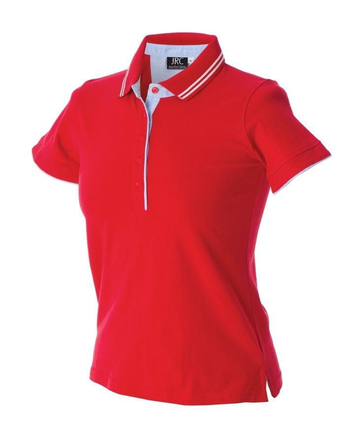 Поло женское RODI LADY 180, Красный, XL, 399896.63 XL