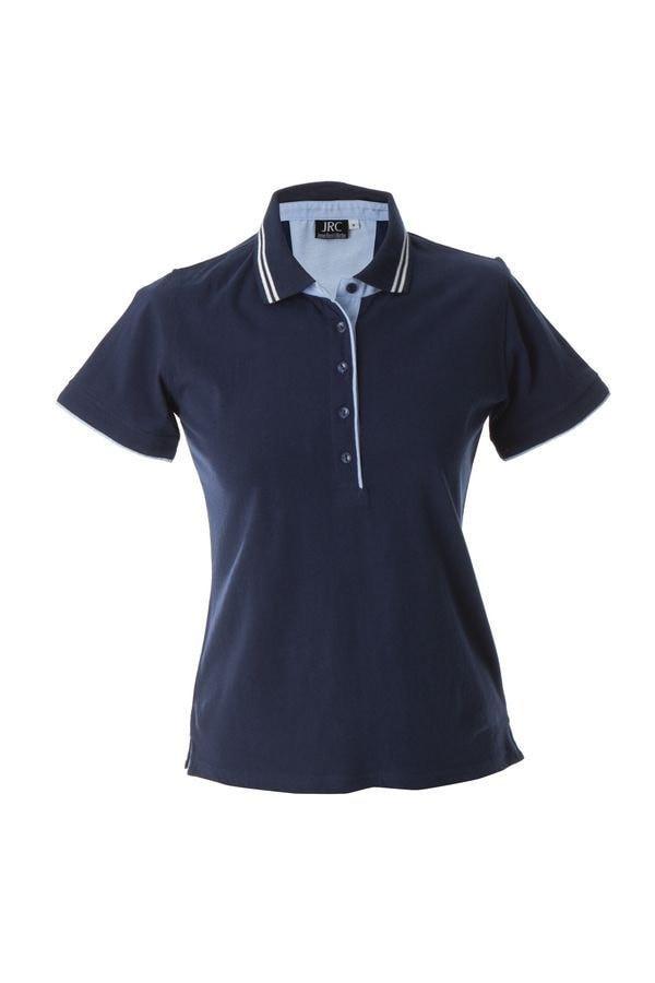 Поло женское RODI LADY 180, Темно-синий, XL, 399896.60 XL