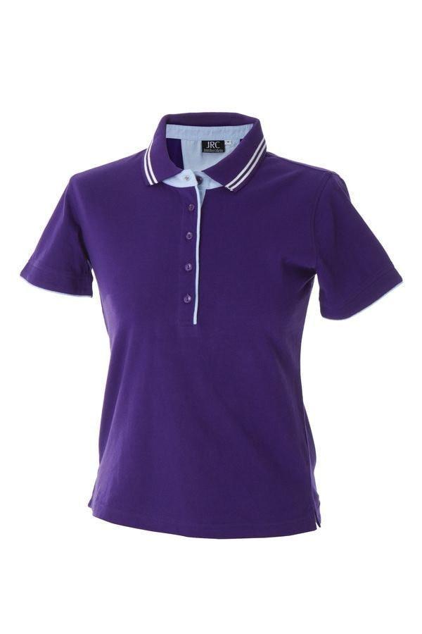 Поло женское RODI LADY 180, Фиолетовый, L, 399896.61 L