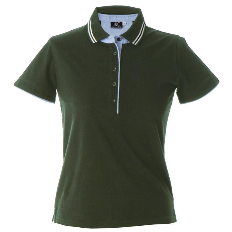 Поло женское RODI LADY 180, Зеленый, XL, 399896.66 XL