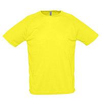 Футболка SPORTY 140, Желтый, 2XL, 711939.302 2XL