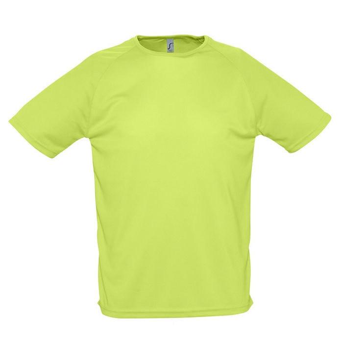 Футболка SPORTY 140, Зеленый, S, 711939.280 S