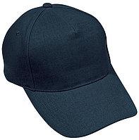 Бейсболка OPTIMA S, 5 клиньев, металлическая застежка, Темно-синий, -, 19402 318