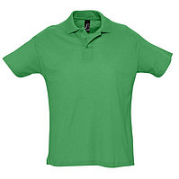 Поло мужское SUMMER 170, Зеленый, S, 711342.272 S, фото 1