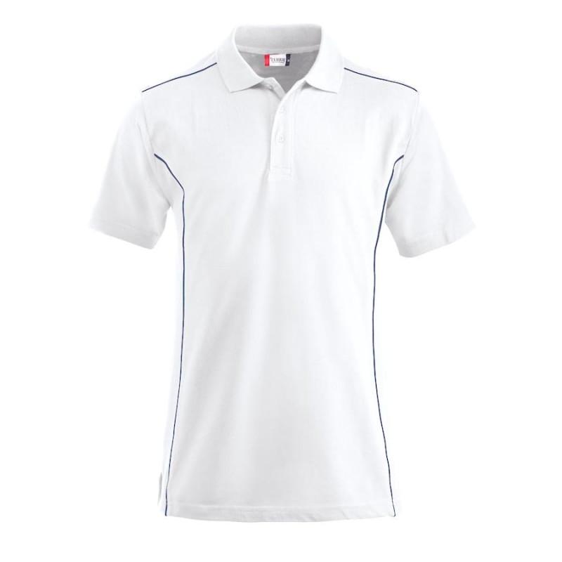 Поло мужское NEW CONWAY 200, Белый, XL, 8028222.00 XL