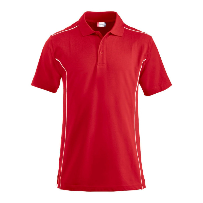 Поло мужское NEW CONWAY 200, Красный, XL, 8028222.35 XL