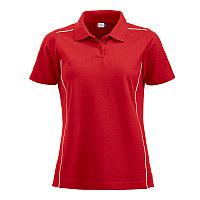 Поло женское NEW ALPENA 200, Красный, XL, 8028223.35 XL, фото 1
