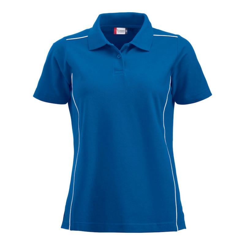 Поло женское NEW ALPENA 200, Синий, XL, 8028223.55 XL
