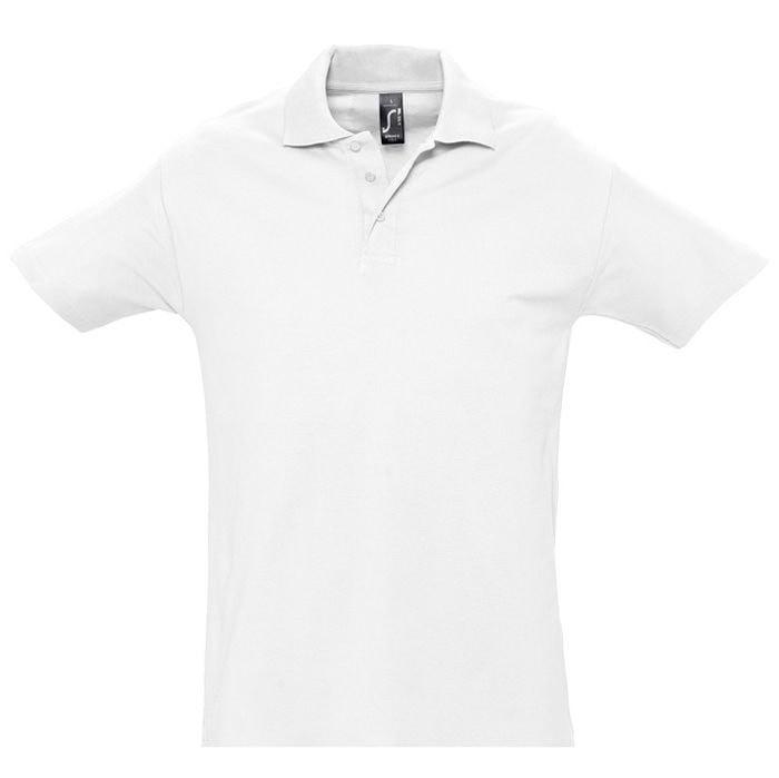Поло мужское SPRING 210, Белый, XL, 711362.102 XL