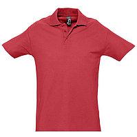 Поло мужское SPRING 210, Красный, L, 711362.145 L, фото 1