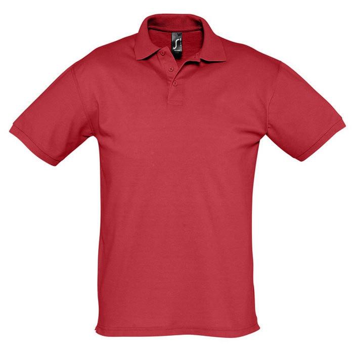 Поло мужское SEASON 170, Красный, XL, 711335.145 XL