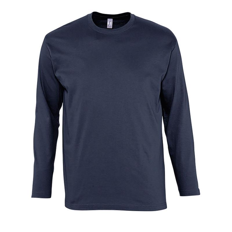 Футболка мужская MONARCH 150, Темно-синий, L, 711420.318 L