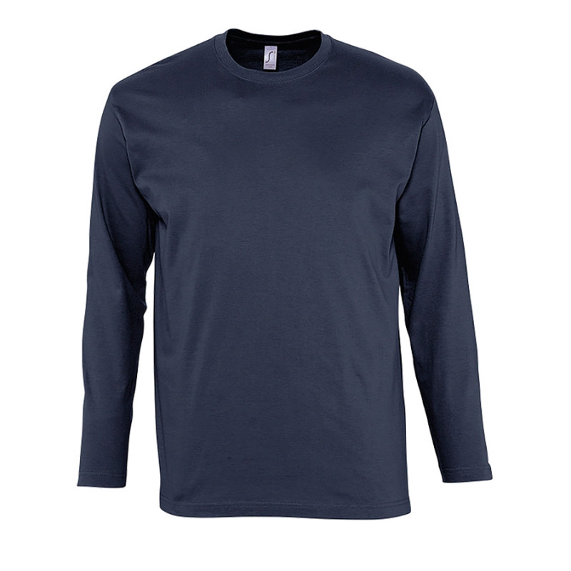 Футболка мужская MONARCH 150, Темно-синий, 3XL, 711420.318 3XL