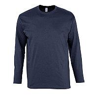 Футболка мужская MONARCH 150, Темно-синий, 3XL, 711420.318 3XL, фото 1
