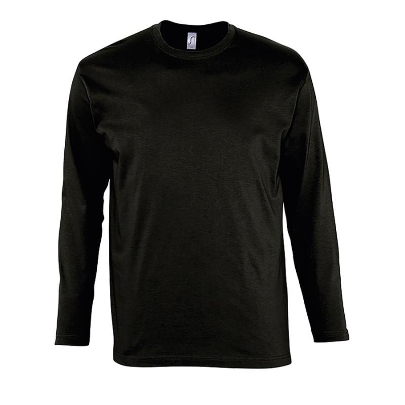 Футболка мужская MONARCH 150, Черный, L, 711420.309 L