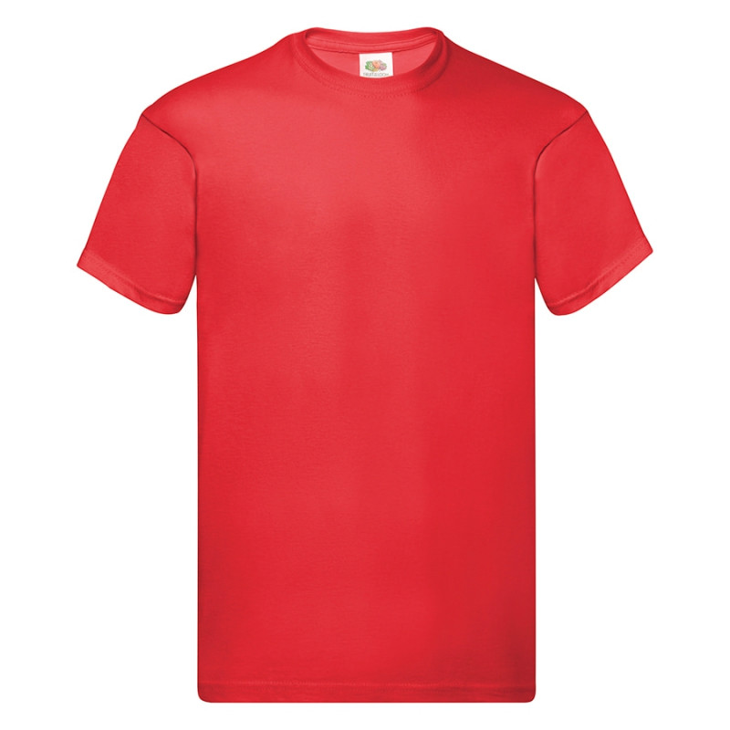 Футболка мужская ORIGINAL FULL CUT T 145, Красный, 2XL, 610820.40 2XL