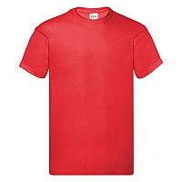 Футболка мужская ORIGINAL FULL CUT T 145, Красный, 2XL, 610820.40 2XL, фото 1