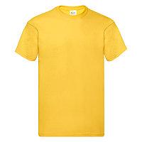 Футболка мужская ORIGINAL FULL CUT T 145, Желтый (Pantone 106C), S, 610820.34 S, фото 1
