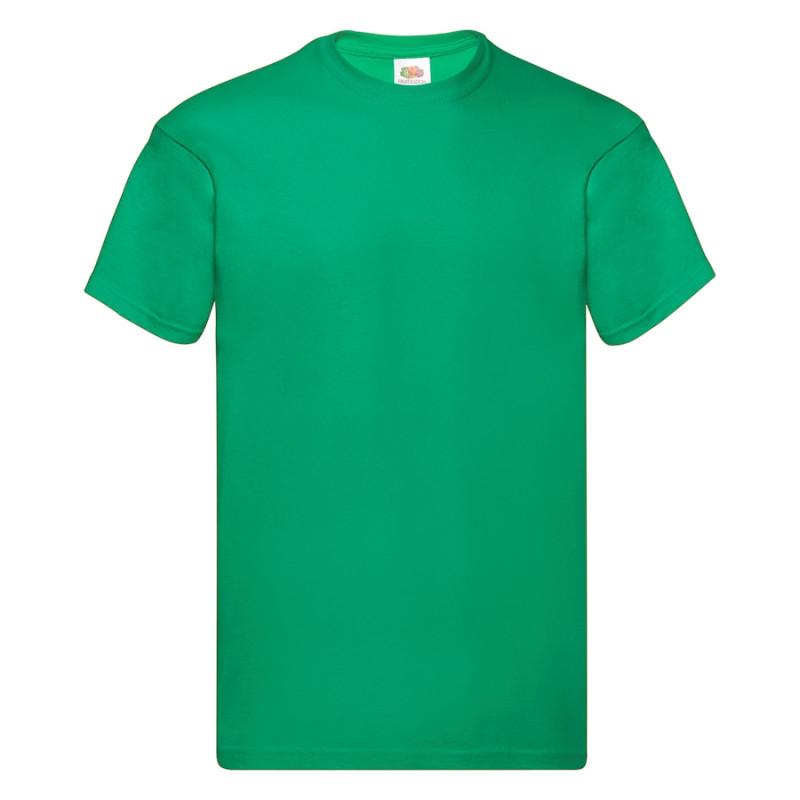 Футболка мужская ORIGINAL FULL CUT T 145, Зеленый, L, 610820.47 L