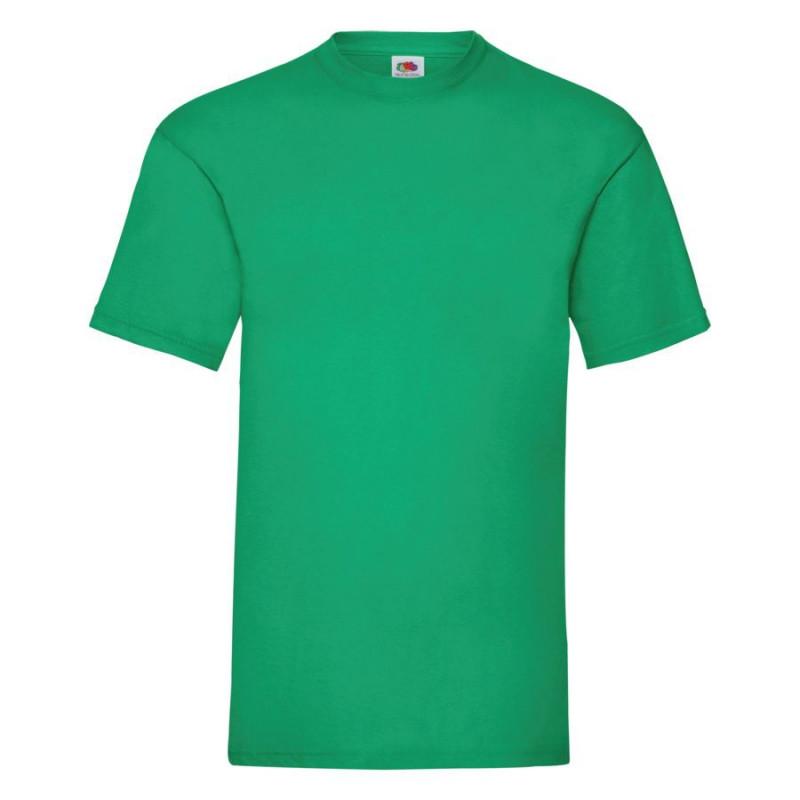 Футболка мужская VALUEWEIGHT T 165, Зеленый, S, 610360.47 S
