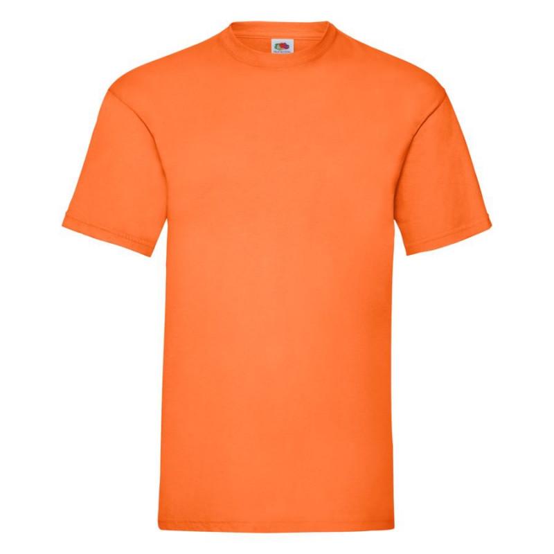 Футболка мужская VALUEWEIGHT T 165, Оранжевый, 2XL, 610360.44 2XL