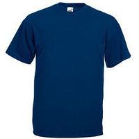 Футболка мужская VALUEWEIGHT T 165, Темно-синий, L, 610360.32 L, фото 1