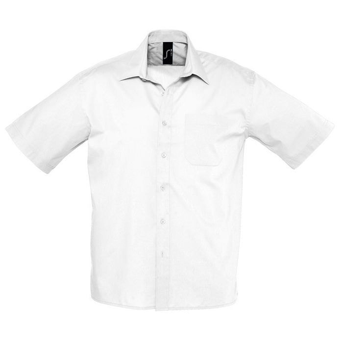 Рубашка мужская BRISTOL 105, Белый, 3XL, 716050.102 3XL