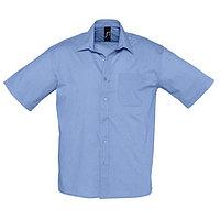 Рубашка мужская BRISTOL 105, Синий, M, 716050.230 M