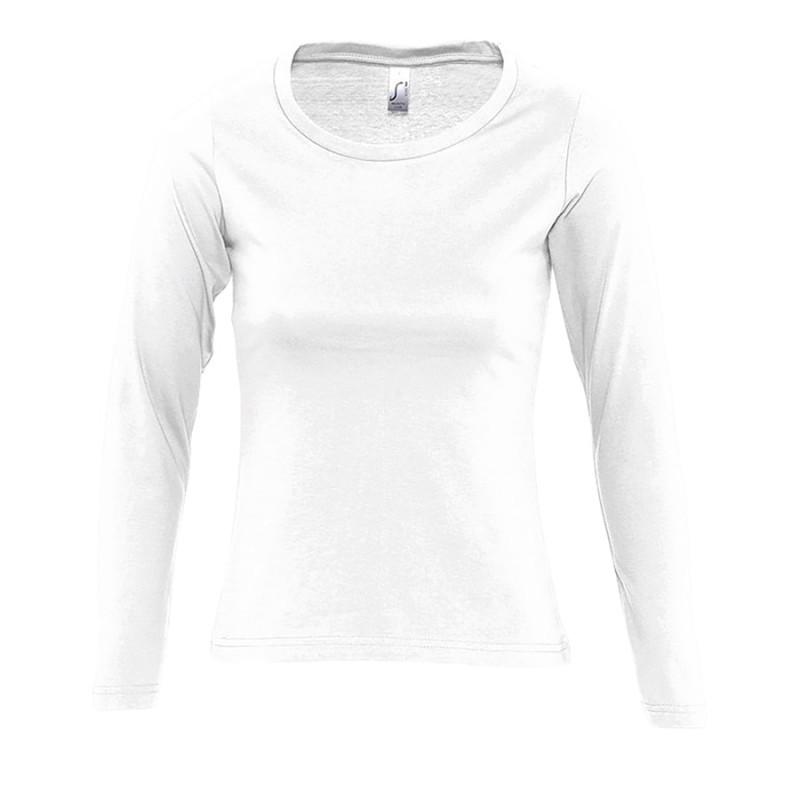 Футболка женская MAJESTIC 150, Белый, XL, 711425.102 XL