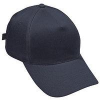 Бейсболка STANDARD, 5 клиньев, металлическая застежка, Темно-синий, -, 8300 32