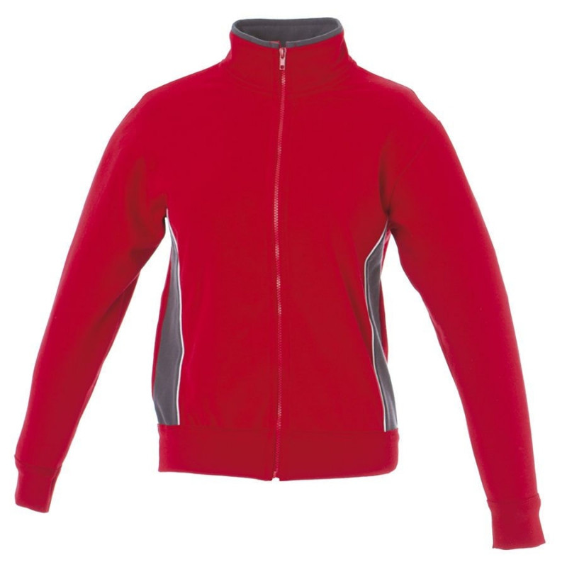 Толстовка мужская CAGLIARI 280, Красный, S, 399896.04 S