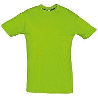Футболка мужская REGENT 150, Зеленый, S, 711380.280 S