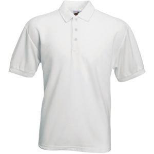 Поло мужское 65/35 POLO 170, Белый, L, 634020.30 L