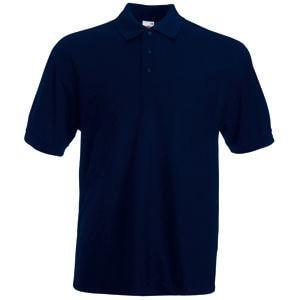 Поло мужское 65/35 POLO 180, Темно-синий, XL, 634020.AZ XL