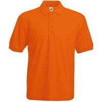 Поло мужское 65/35 POLO 180, Оранжевый, S, 634020.44 S, фото 1