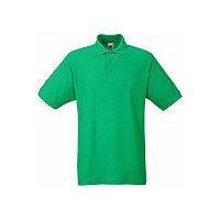 Поло мужское 65/35 POLO 180, Зеленый, S, 634020.47 S